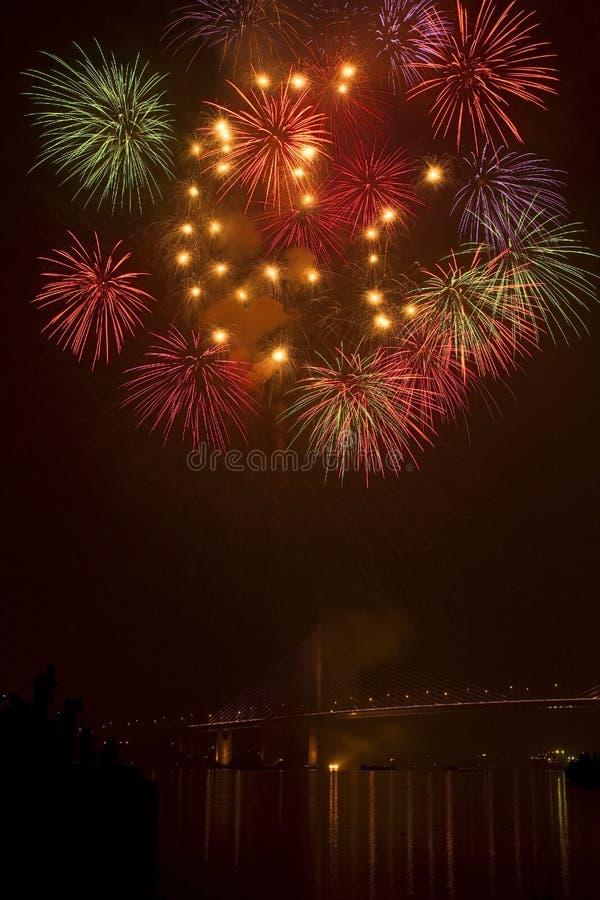 Download Fireworks Stock Image - Image: 19067711