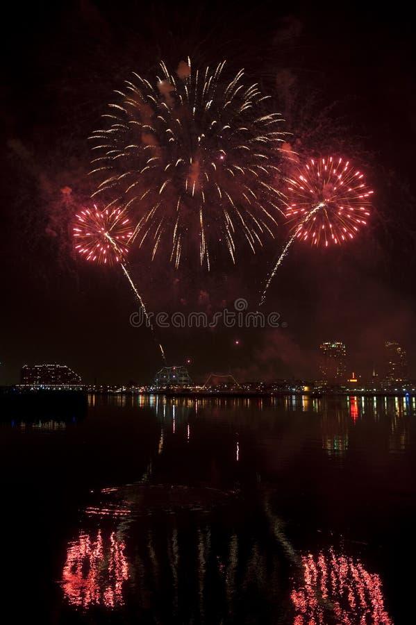 Download Fireworks editorial photo. Image of camden, celebration - 19756806