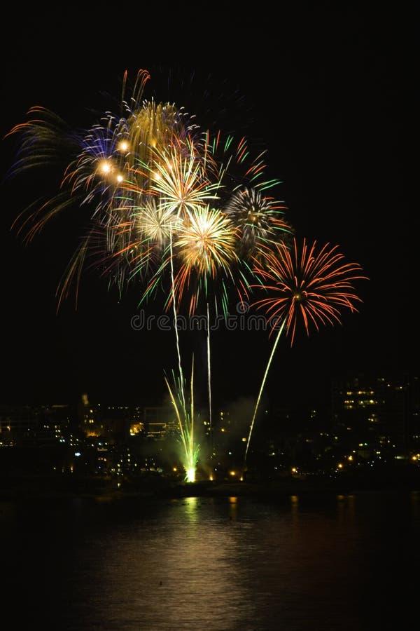 Free Fireworks 2 Royalty Free Stock Image - 1115936