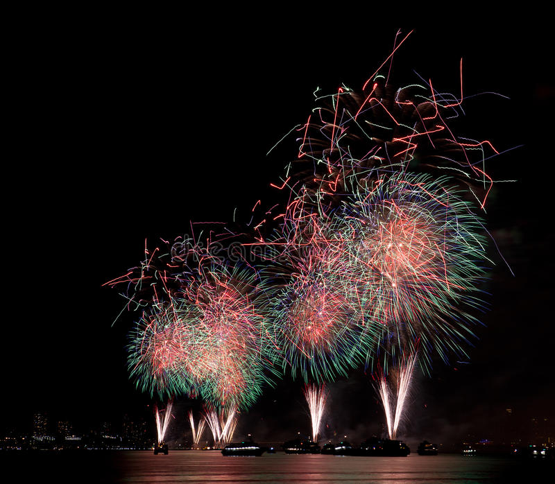 Download Fireworks stock photo. Image of independence, display - 20416038