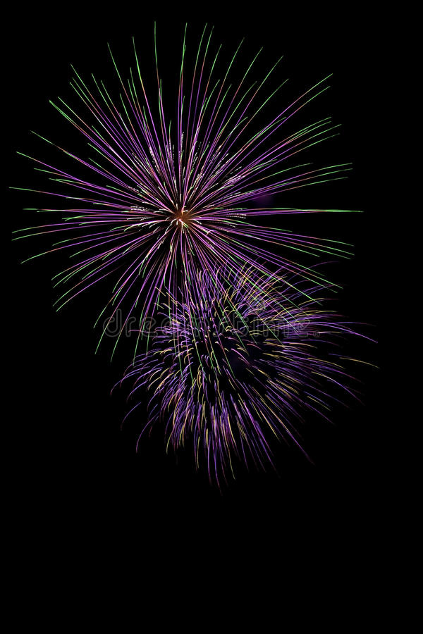 Download Fireworks stock photo. Image of greetings, fountain, background - 21894238