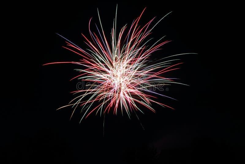Download Fireworks stock image. Image of fire, festive, light - 22949409