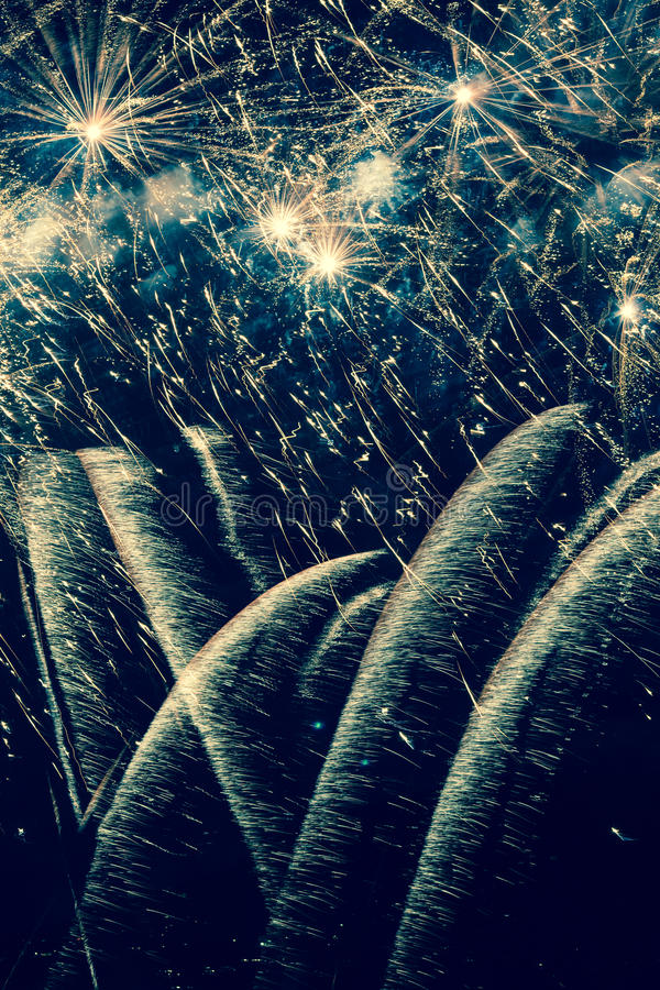 Free Fireworks Stock Photography - 25647872