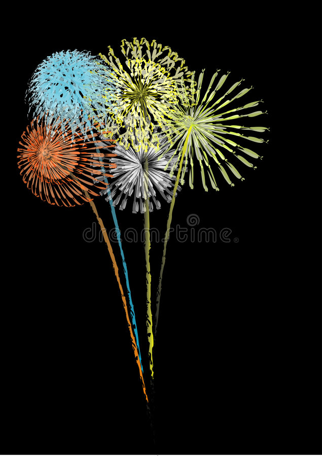 Free Fireworks Royalty Free Stock Photography - 2653327