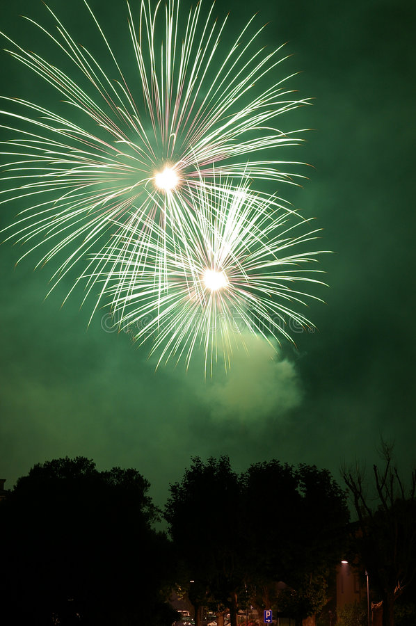 Free Fireworks Stock Images - 2711544