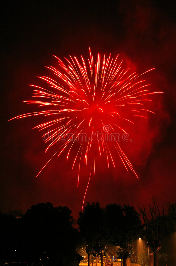 Free Fireworks Royalty Free Stock Photography - 2711587