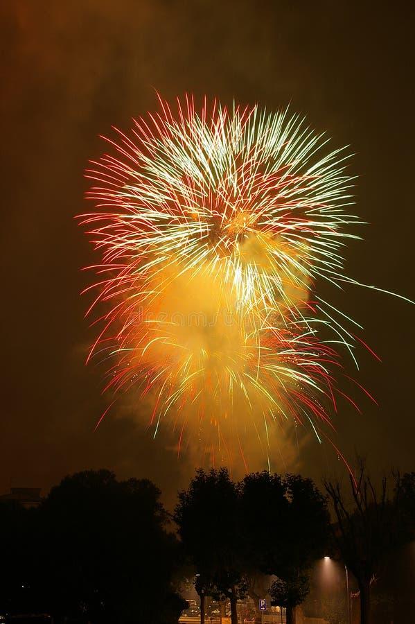 Free Fireworks Royalty Free Stock Photo - 2711605