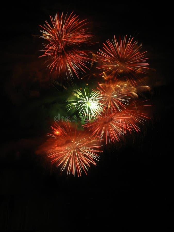 Free Fireworks Royalty Free Stock Image - 2756796
