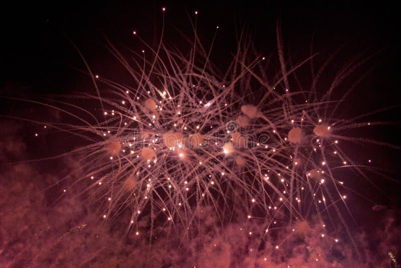 Download Fireworks stock image. Image of fiesta, background, bang - 27945309