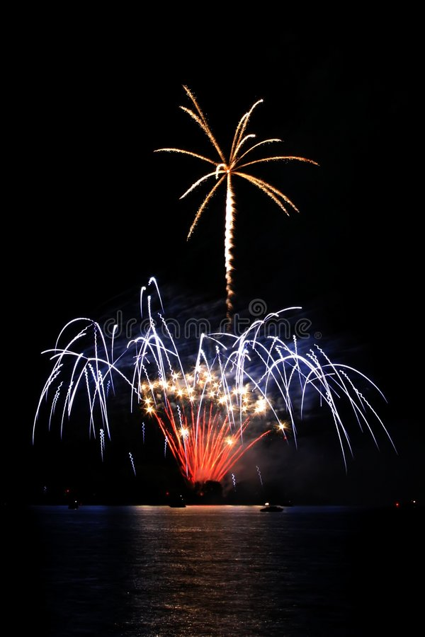 Download Fireworks stock photo. Image of scene, explode, exciting - 28188