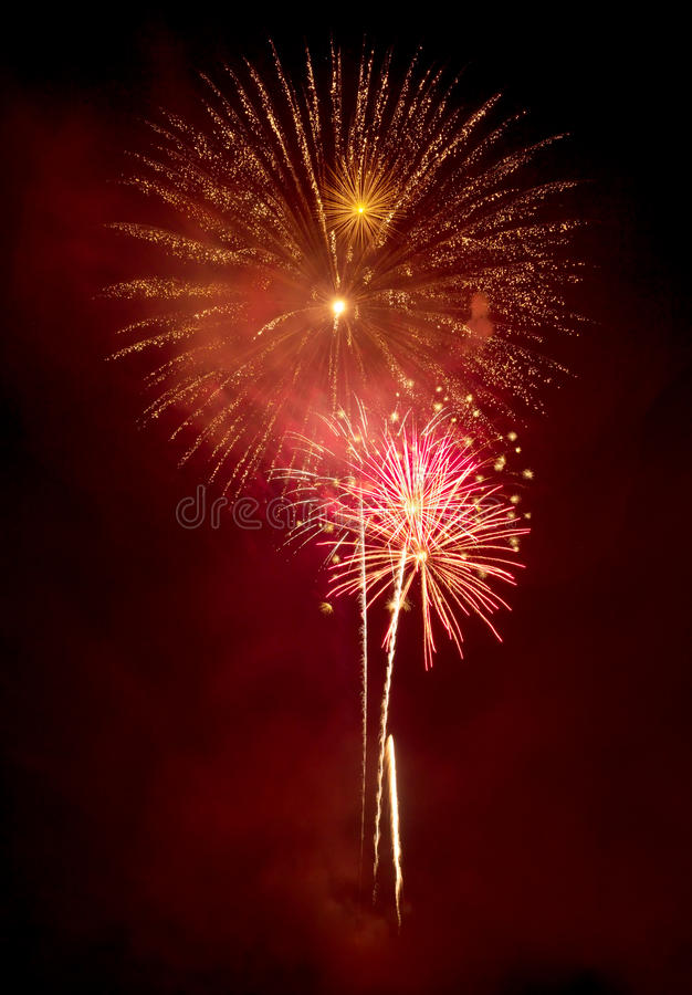 Free Fireworks Stock Photo - 30670280