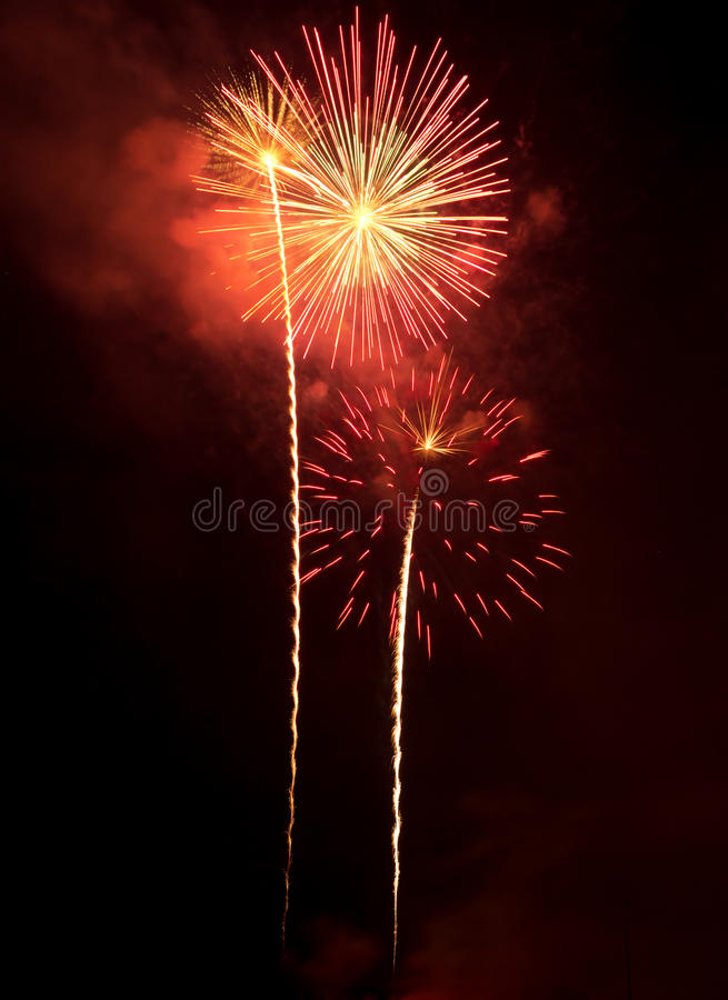 Free Fireworks Royalty Free Stock Photo - 30670595