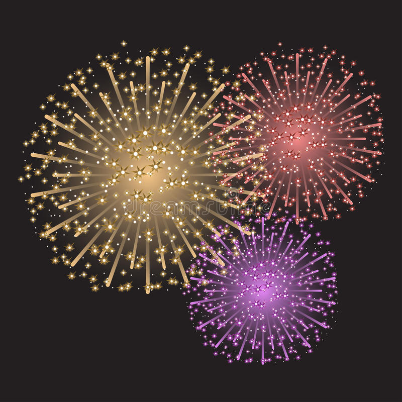 Free Fireworks Royalty Free Stock Image - 35059096