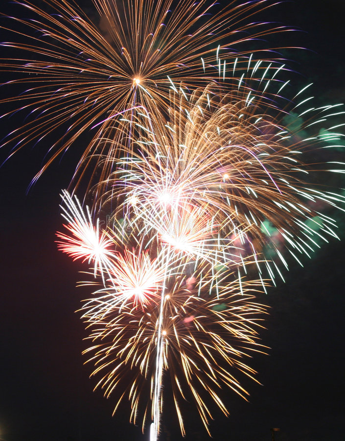 Free Fireworks Stock Images - 3685154