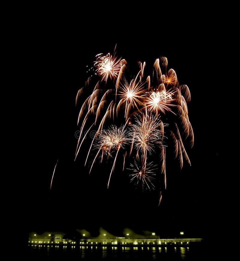 Fireworks [5] Free Stock Photo