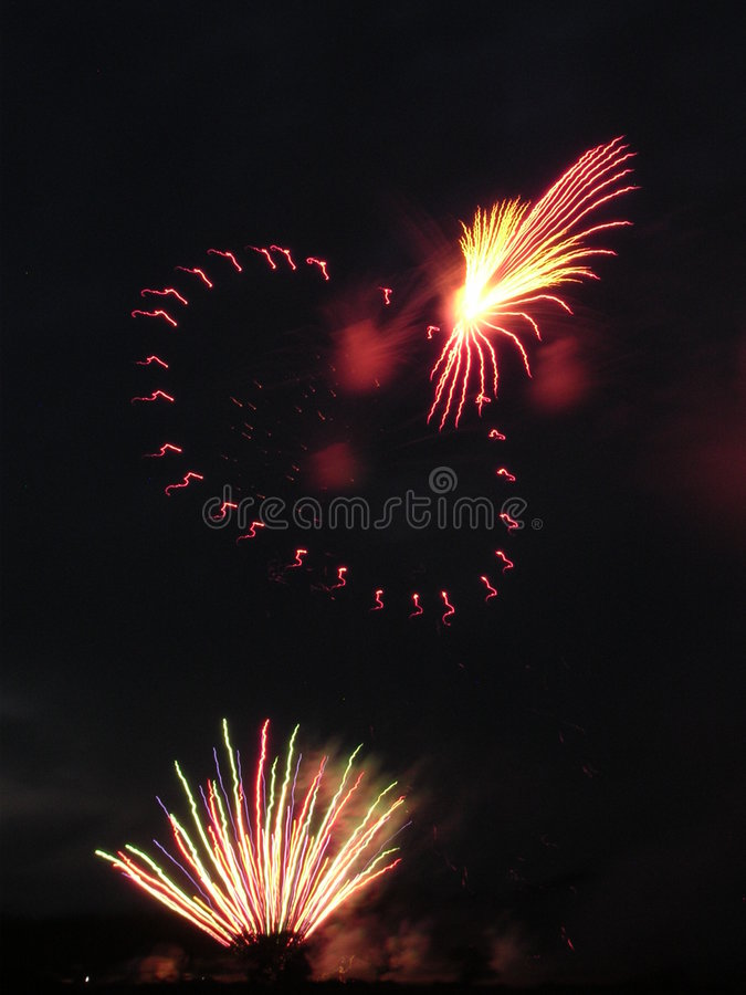 Free Fireworks 5. Stock Photography - 168962