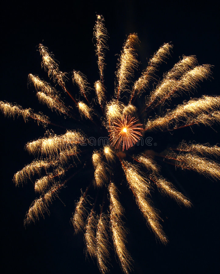 Fireworks 5 Stock Photography