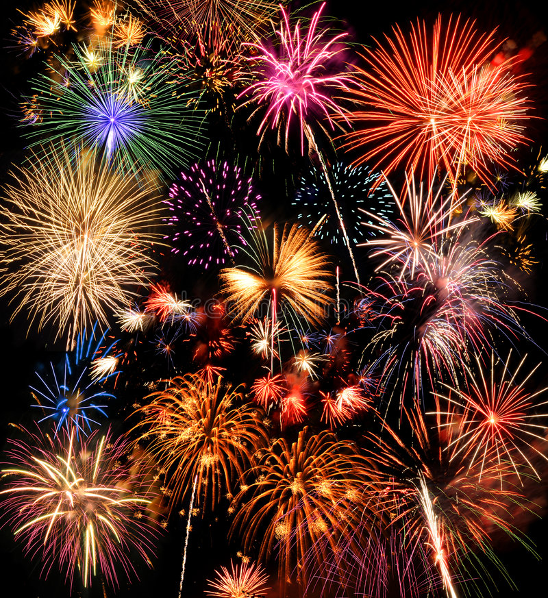 Free Fireworks Stock Photos - 5983773