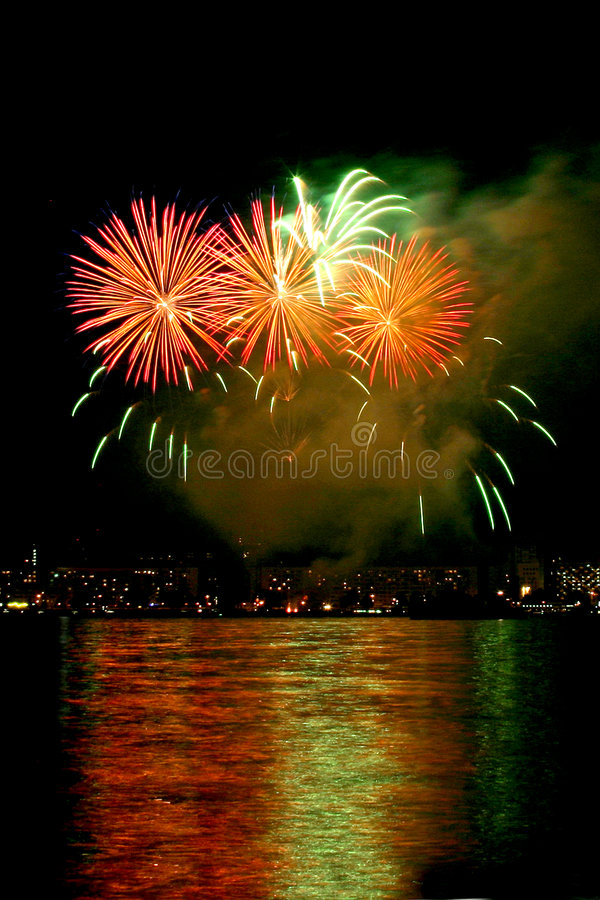 Free Fireworks 6 Stock Photos - 516173