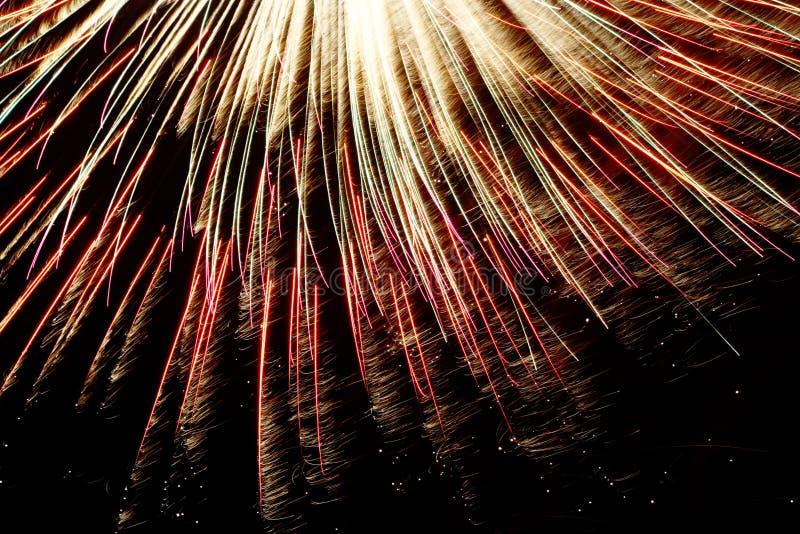 Fireworks 7 stock image
