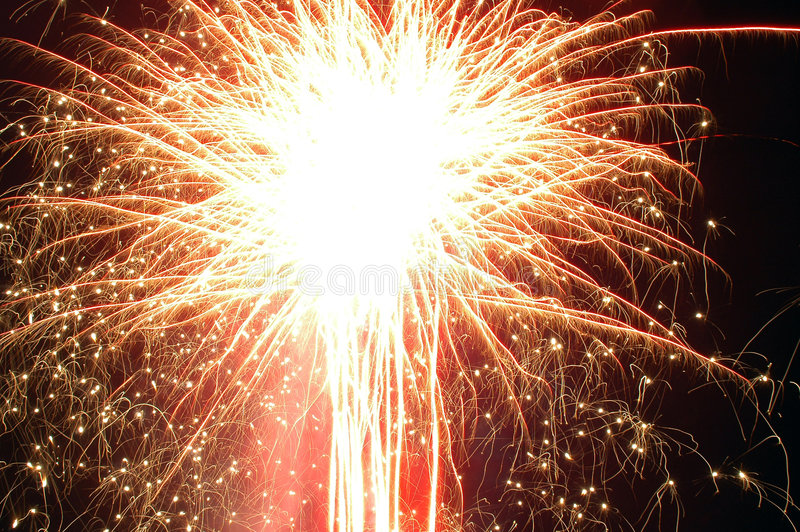 Fireworks_7 stock photos