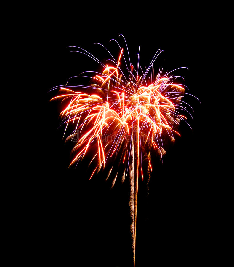 Fireworks [7] royalty free stock photography