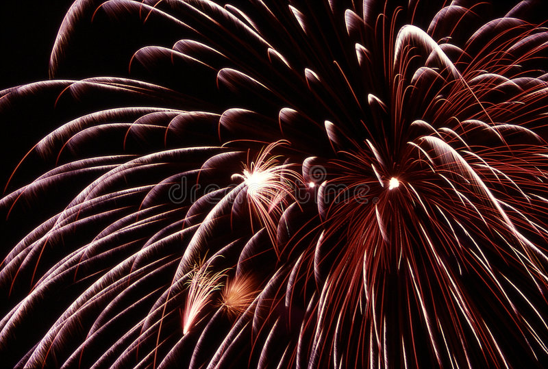 Download Fireworks burst stock image. Image of party, light, fireworks - 2589