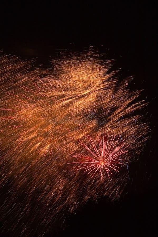 Download Fireworks Burst stock photo. Image of celebration, july, shimmering - 9960