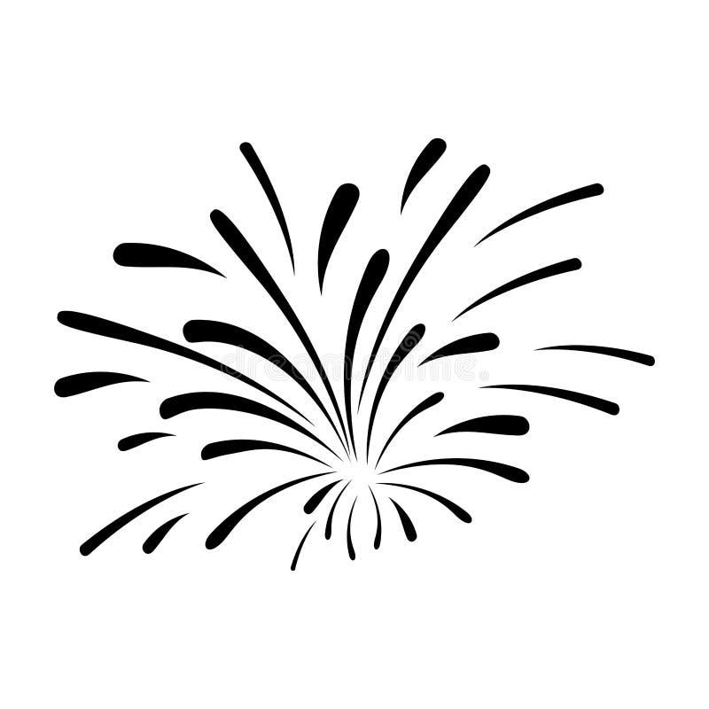 Free Fireworks Burst Design Stock Photos - 79367483