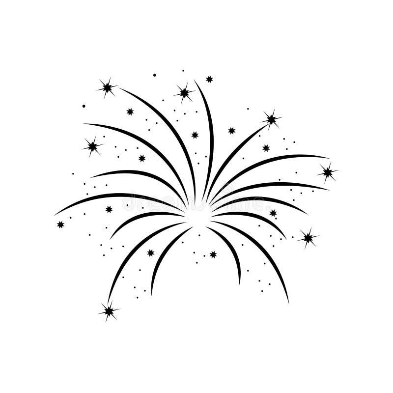 Free Fireworks Burst Design Royalty Free Stock Images - 79368059