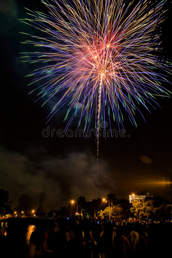 Free Fireworks Celebration Royalty Free Stock Photo - 3625715