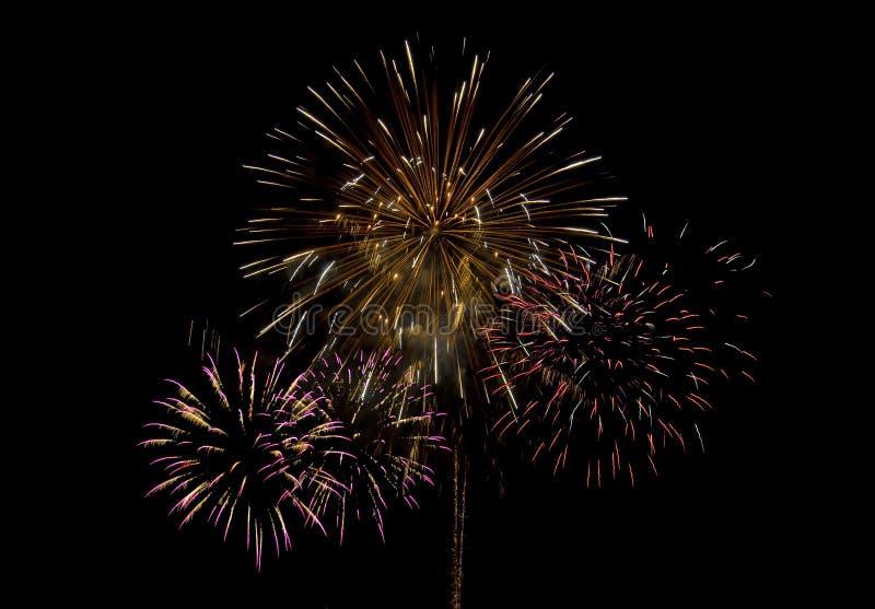 Download Fireworks celebration stock image. Image of explosion - 5460161