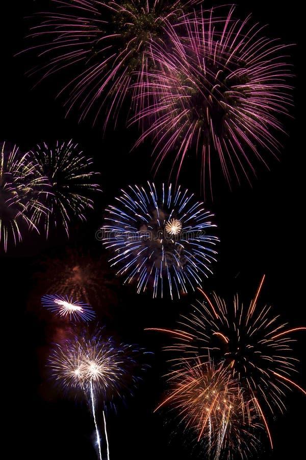 Free Fireworks Celebration Stock Image - 5499551