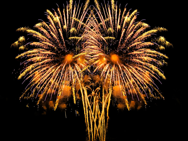 Download Fireworks display stock photo. Image of magic, 2010, rockets - 6592842