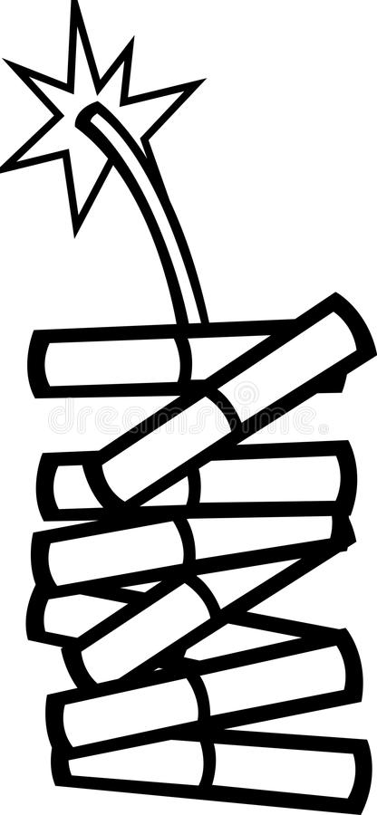Download Fireworks Fire Crackers Vector Illustration Stock Vector - Image: 10076297