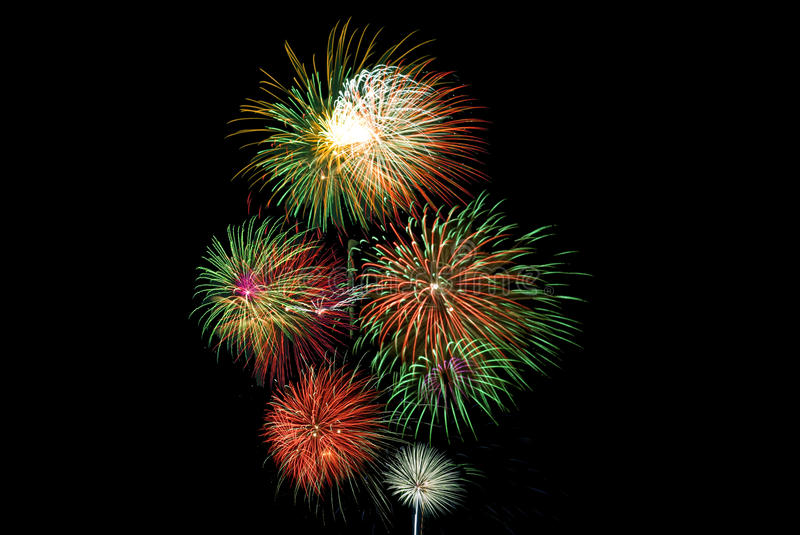 Download Fireworks stock photo. Image of color, worth, texas, fourth - 55786098