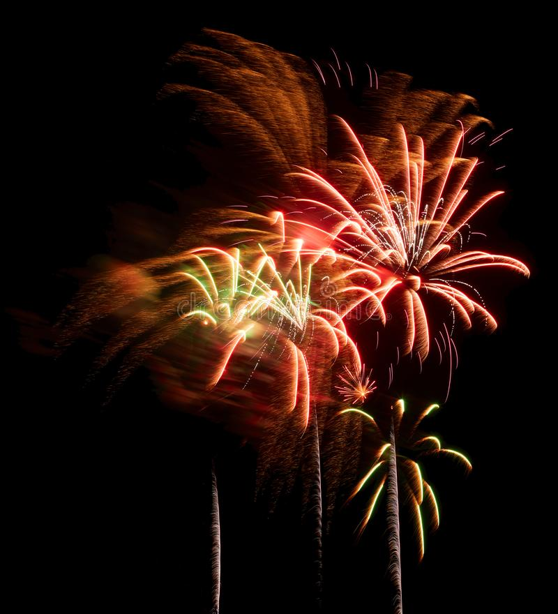 Fireworks stock photography