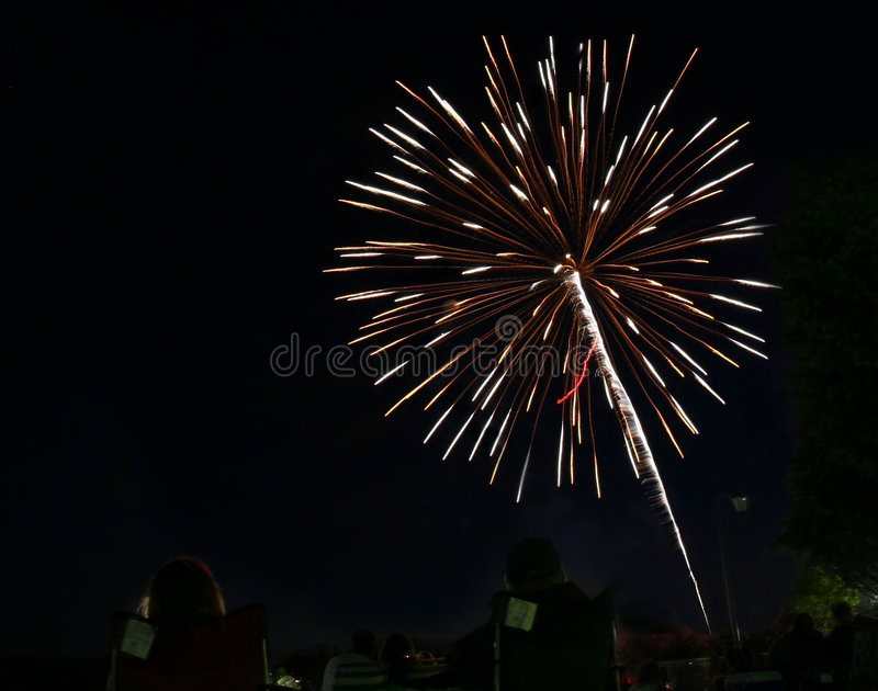 Download Fireworks II stock photo. Image of pyrotechny, america, patriotism - 14600