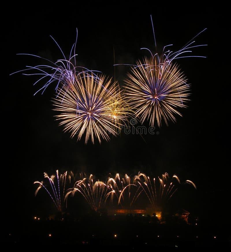 Free Fireworks In Brno Stock Photo - 19142030