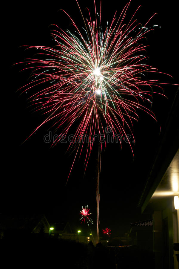 Fireworks! royalty free stock images