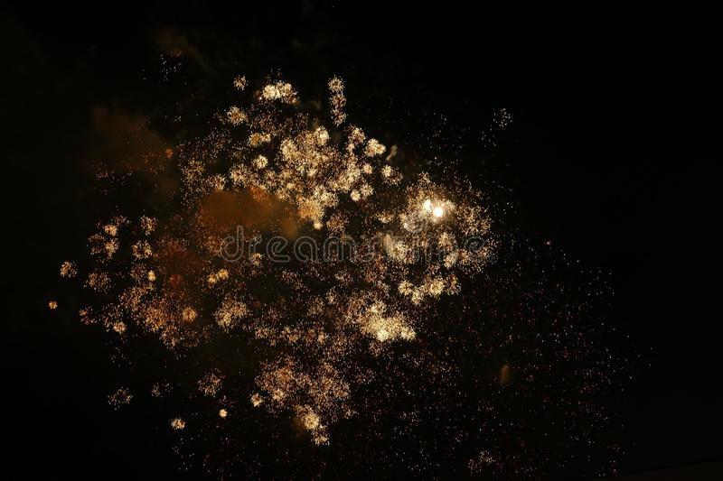 Fireworks, Nature, Night, Darkness royalty free stock photo