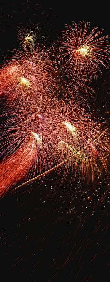 Download Fireworks From Navy Pier Stock Photos - Image: 23160553