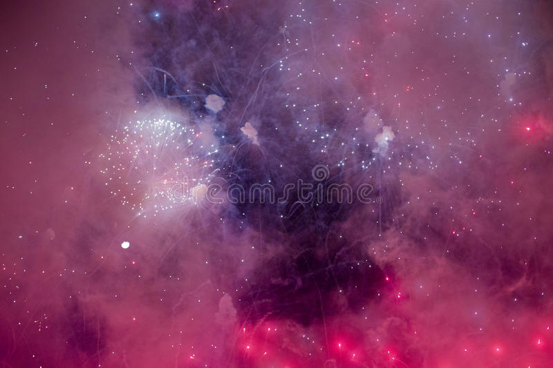 Download Fireworks stock photo. Image of display, colorful, fiesta - 50385972