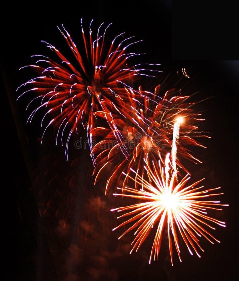 Download Fireworks (2) stock illustration. Illustration of happy - 39515061