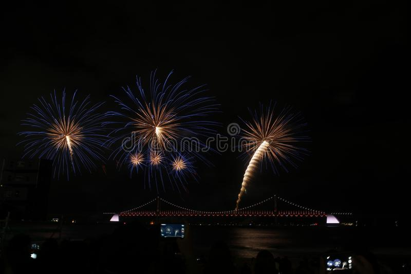 Fireworks, Sky, Event, Night royalty free stock photography