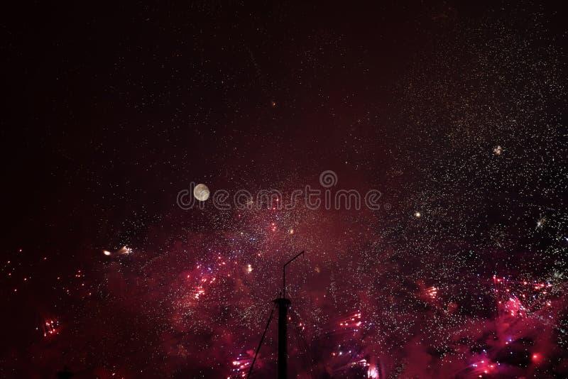 Fireworks, Sky, Night, Event royalty free stock photo