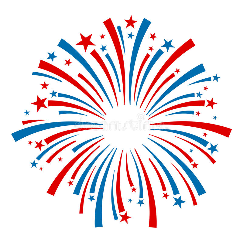 fireworks vector icon stock vector illustration of firework 57790137 rh dreamstime com American Fireworks Shooting Fireworks