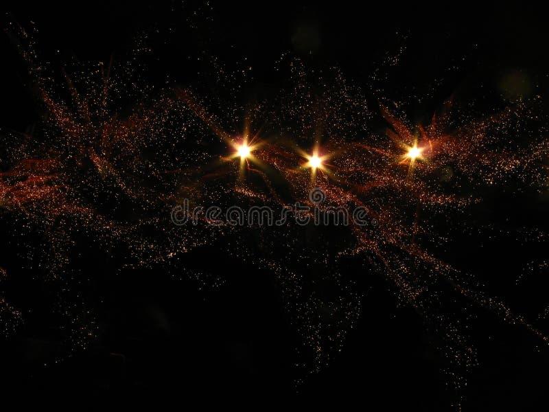 fireworks2 стоковая фотография
