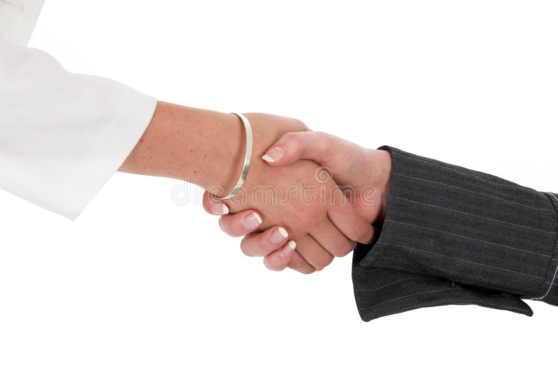 Download Firm Handshake stock image. Image of goodbye, holding - 1721147