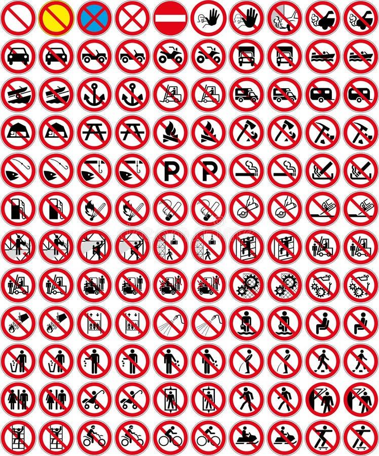 Firma l'accumulazione 3 - nessun segno (+ vettore) illustrazione vettoriale